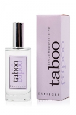 Parfum d'attirance Taboo Espiègle : Eau de toilette aphrodisiaque pour elle TABOO Espiègle.