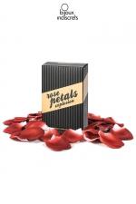 Rose petal Explosion : Pétales de rose parfumées, à disperser pour une ambiance sensuelle glamour.