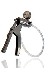 Pompe à controle de Pression Mister B - L'élément indispensable pour utiliser la gamme des cylindres à valve LAPD et Mister B.