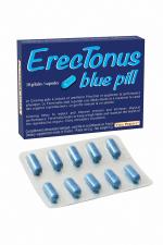 Erectonus Blue Pills (10 gélules) : Un complément alimentaire exclusivement pour hommes permettant de booster les performances sexuelles et la libido.