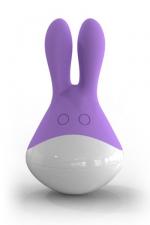 Stimulateur clitoridien amusant Totoro : Masseur externe sans piles, 2 moteurs, 3 modes intensité, 7 modes pulsation, silicone haut de gamme.