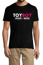 Tee-shirt Toy Boy - Jacquie et Michel : A saisir Toy Boy peu servi, sans phtalate, non vibrant, offrant de multiples possibilités de stimulations.
