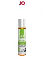 Lubrifiant BIO à la camomille 30 ml : Lubrifiant certifié Organic, fabriqué aux USA sans Glycerine, sans parabène et sans glycol. Aux extraits de camomille, 30 ml