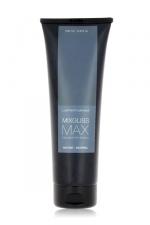 Lubrifiant Mixgliss MAX 250 ml :  Lubrifiant nature à base d'eau extra glissant, idéal pour les dilatations extrêmes, format 250 ml.
