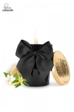 Bougie de massage érotique Melt My Heart : Bougie de massage parfumée avec l´essence Aphrodisia au pouvoir aphrodisiaque, par Bijoux Indiscrets.