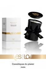 Bougie de massage Affolante (120 g) : Bougie parfumée et cire de massage, huiles naturelles, 20 à 25 utilisations.