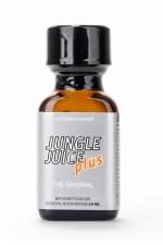 Poppers Jungle Juice Plus 24ml : Une déclinaison puissante de l'arôme liquide aphrodisiaque original, au nitrite de Propyle.