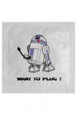 Préservatif humour - Want To Plug : Préservatif Want To Plug, un préservatif personnalisé humoristique de qualité, fabriqué en France, marque Callvin.