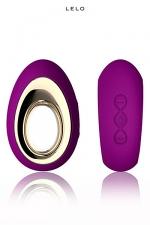 Stimulateur intime et polyvalent Alia : Masseur intime, puissant et silencieux, silicone doux et hypoallergénique.